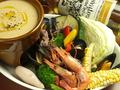料理メニュー写真漁師風バーニャカウダ