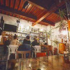 RIDER'S GARAGE CAFE&DINERの雰囲気1
