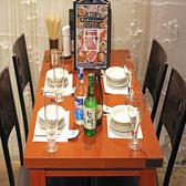 2階・3階 4人テーブル