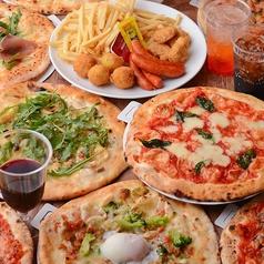 Napoli's PIZZA & CAFFE ナポリス 神戸三宮センタープラザのおすすめ料理1
