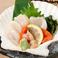 料理メニュー写真陸奥湾産 帆立の刺身