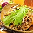 月替わり麺ランチ:900円