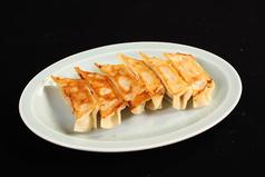 菜香焼餃子 (6個)