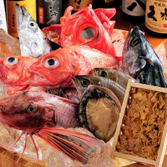 蕎麦と魚 銀平 ぎんぺい 恵比寿ガーデンプレイス店のおすすめポイント1