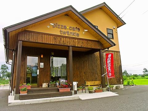 cafe twinkle 安曇野