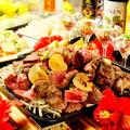 料理メニュー写真コースその2★がっつりスタミナ牛ステーキコース
