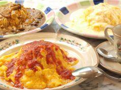 よろずや オムライスとスパゲッティ食堂の写真