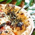 料理メニュー写真AGU-ソーキてり焼きマヨ&マルゲリータ(ハーフ&ハーフ)