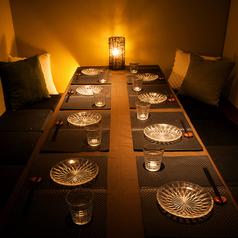 地域最大級の個室は2名様~最大160名様までご利用頂けます♪科仲間との飲み会や女子会、会社宴会、誕生日、デートなど様々なシーンでのご利用にぴったり!