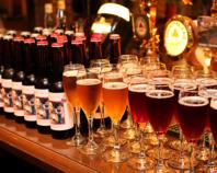 国内外の樽生地ビールが色々