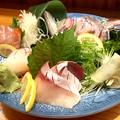 料理メニュー写真刺身大漁5種盛り