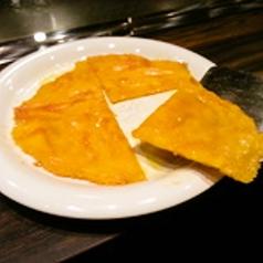 おつまみチーズ焼