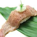 料理メニュー写真極上牛トロ炙り寿司