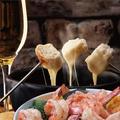 料理メニュー写真大人気!特製チーズフォンデュ