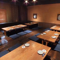 日本海庄や 上野店の雰囲気1