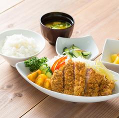 旬野菜定食処 庄原食堂のおすすめ料理1
