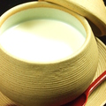 料理メニュー写真なめらか杏仁豆腐