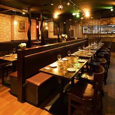 ASIAN MEAT&GRILL 品川店の特集写真