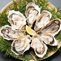 生食用の広島産牡蠣、産地直送!