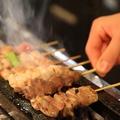 料理メニュー写真【鶏・豚セット】串兵衛6本セット
