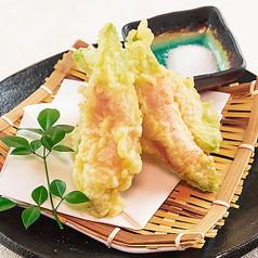 アボカドと生ハムの天ぷら