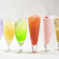単品飲み放題はお好きなお料理一品お選びいただけます♪
