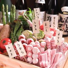 炭火バル らいず 梅田 お初天神店のおすすめ料理1