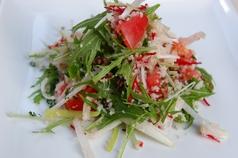 料理メニュー写真クスクスサラダ