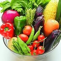 ~神戸市の農家、西馬さんが作った有機野菜を使用~