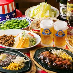 ステーキハウス TEXAS テキサス 野村ビル店のおすすめ料理1
