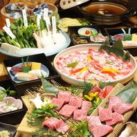 焼肉・しゃぶしゃぶ・すき焼き・お寿司と大満足★