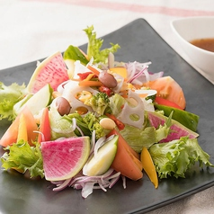 10種類の野菜サラダ