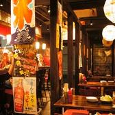 くし家 串猿 渋谷店の雰囲気3