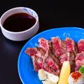 料理メニュー写真牛肉たたき