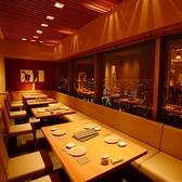 蕎麦と魚 銀平 ぎんぺい 恵比寿ガーデンプレイス店の雰囲気2