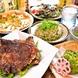 伝統の沖縄料理をベースにした創作料理が人気。
