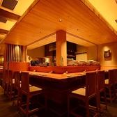 蕎麦と魚 銀平 ぎんぺい 恵比寿ガーデンプレイス店の雰囲気3
