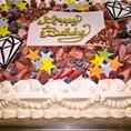 送別会に◎パティシエ特製のケーキ
