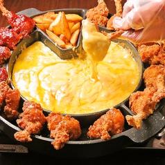 肉とチーズと韓国料理 OKAGEYAのコース写真