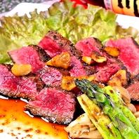 熊本県産食材に拘ったお料理