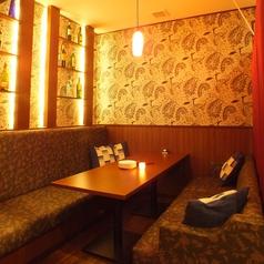 カフェ アジト CAFFE AJITの雰囲気1