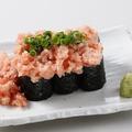 料理メニュー写真ねぎとろ寿司