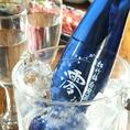 誕生日には日本酒スパークリング『澪』プレゼント★
