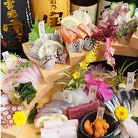【市場直送旬の魚】市場から毎朝仕入れた鮮魚★☆