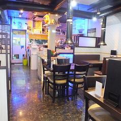 七輪焼肉&韓国料理 恵美須の雰囲気1
