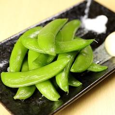 本日のゆで野菜