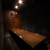 ゆったりとした時間を堪能できる個室(画像は系列店です)