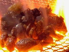 料理メニュー写真鹿児島産 地鶏のもも焼