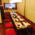 最大24名様ご宴会可能☆飲み放題付きコースは4500円~ご用意できます。内容のご相談承ります!