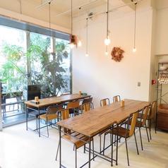 Sdemic cafe エスデミック カフェの雰囲気1
